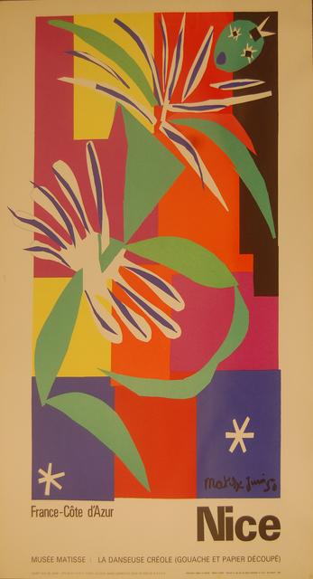 , 'Nice, France-Cote d'Azur,' 1950, GALLERY SHCHUKIN