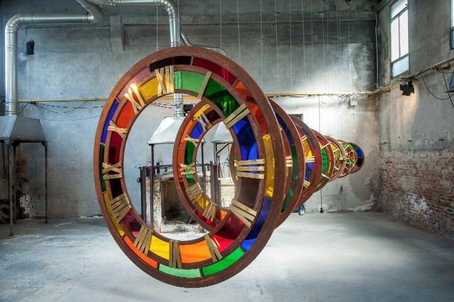 , 'Time Tunnel,' 2013, Vigo Gallery