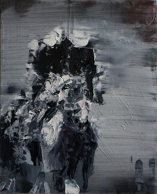 , 'Reiter 3 (Horseman 3),' 2018, THE GRASS IS GREENER