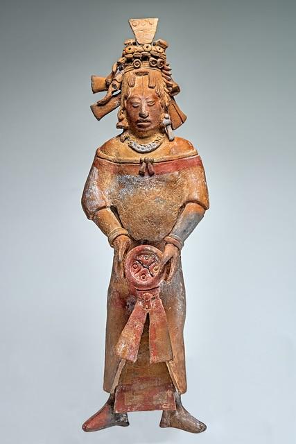 'Figurine féminine (Feminine figurine)', 600-900 AD, Musée du quai Branly