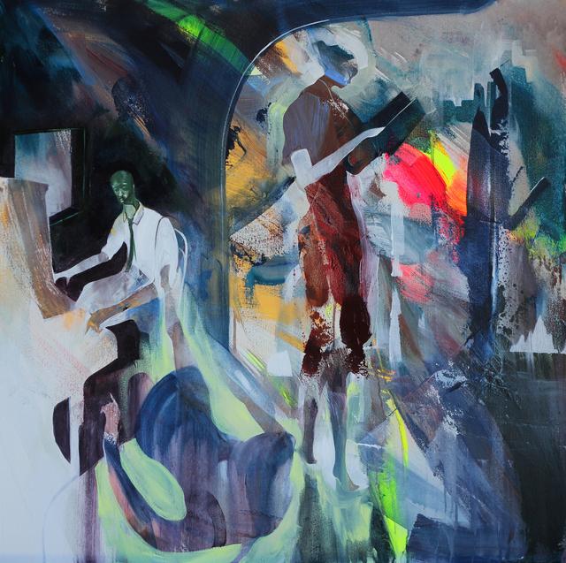Will Barras, 'Drinks Menu', 2019, Fousion Gallery