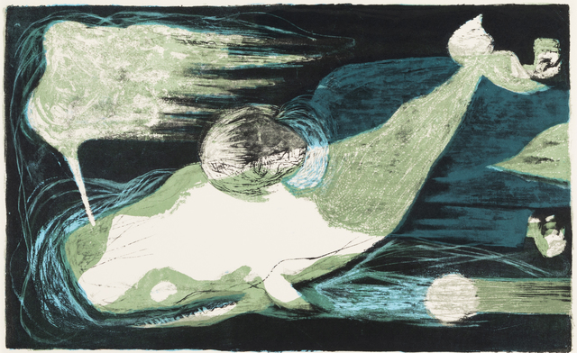 Benton Spruance, 'A group of 26 works from Moby Dick: The Passion of Ahab', 1968, Print, Lithographs, Hindman