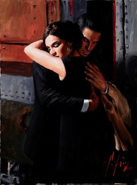 Fabian Perez, 'The Embrace IV', 2016, Clarendon Fine Art
