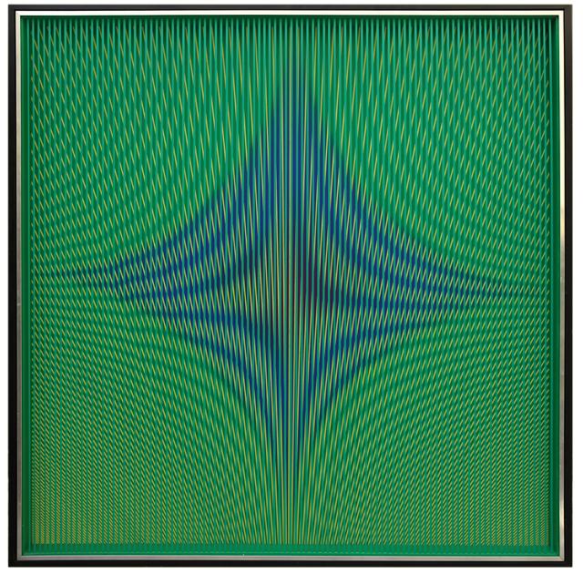 , 'Dinamica visiva,' 1974, Dep Art Gallery
