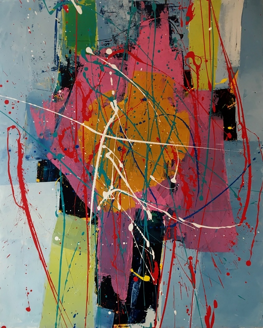 , 'Adagio X.,' 2018, Agnès Szaboova Gallery
