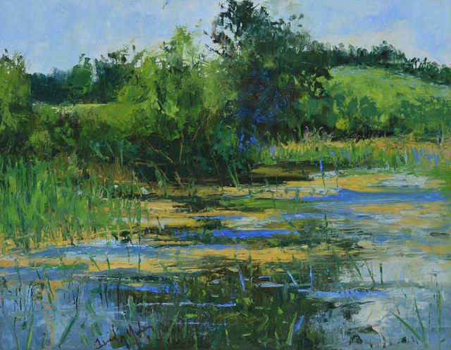 , 'Morning Marsh,' , Eisele Fine Art