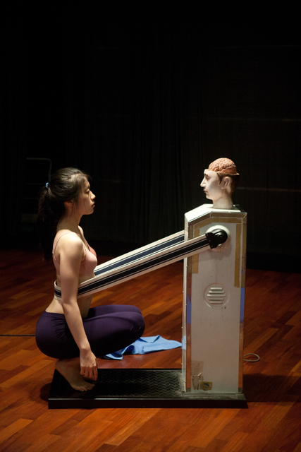 , 'Fitness Guide (still),' 2011, New Museum