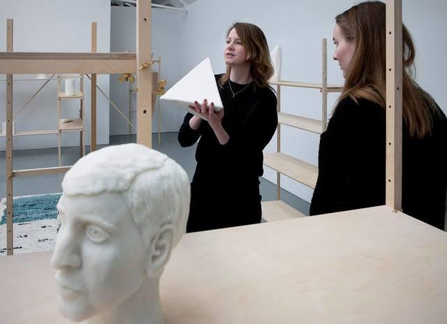 , 'The Collector and its Host,' 2015, de Appel arts centre