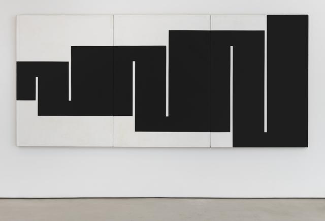 Julije Knifer, 'H.d Tü tri v. 1975 I.', 1975, Mitchell-Innes & Nash