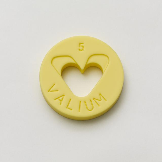 , 'Valium 5mg Roche (Yellow),' 2014, Paul Stolper Gallery