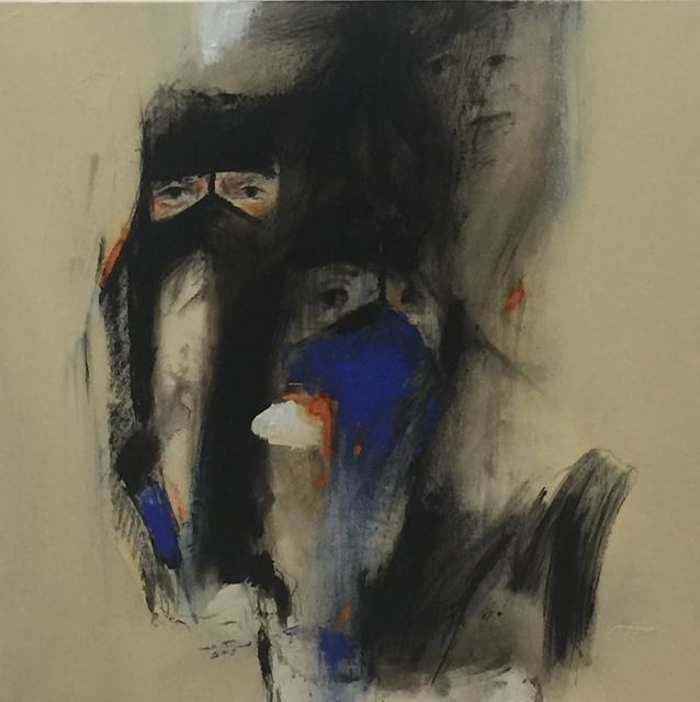 , 'Al-burqah 1,' 2018, al markhiya gallery