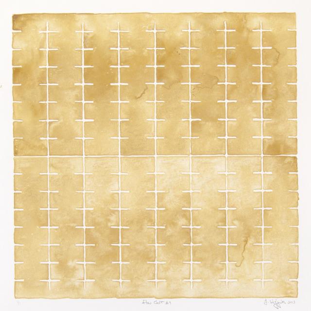 , 'Flow Chart #9,' 2013, Manneken Press