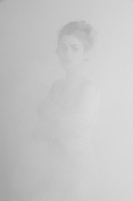 , 'Portrait in a Haze,' 2017, Galleria Doris Ghetta