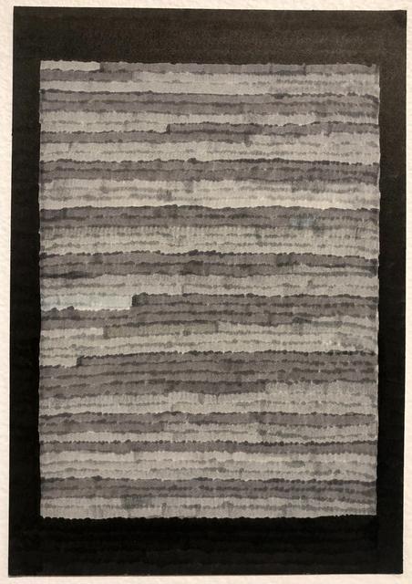 , '#9 Dark on Light,' 2014, Linda Warren Projects