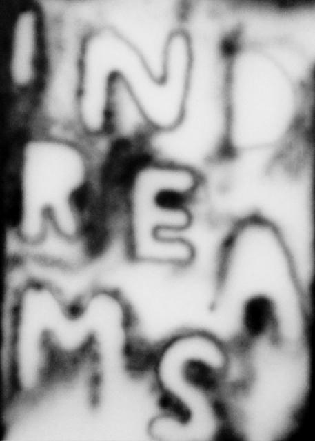 , 'In Dreams,' 2015, Ruttkowski;68