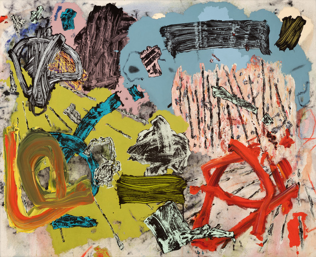 Doyle Gertjejansen, 'A History of Painting II', 2020, Painting, Acrylic on canvas, Callan Contemporary