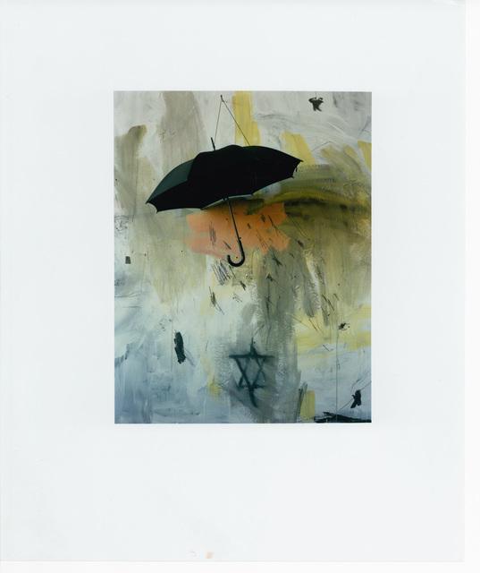 , 'Untitled #326 (Umbrella),' 2018, Galerie Sabine Knust