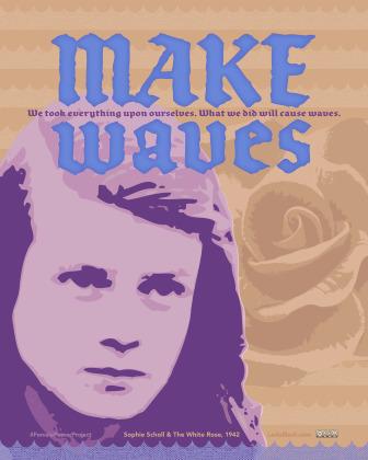 , 'Make Waves,' , Zenith Gallery