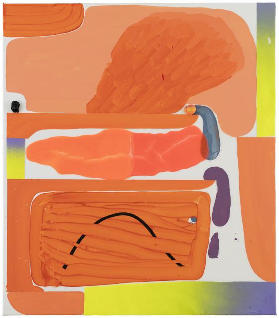 , 'Lava Burst,' 2017, Galerie Forsblom