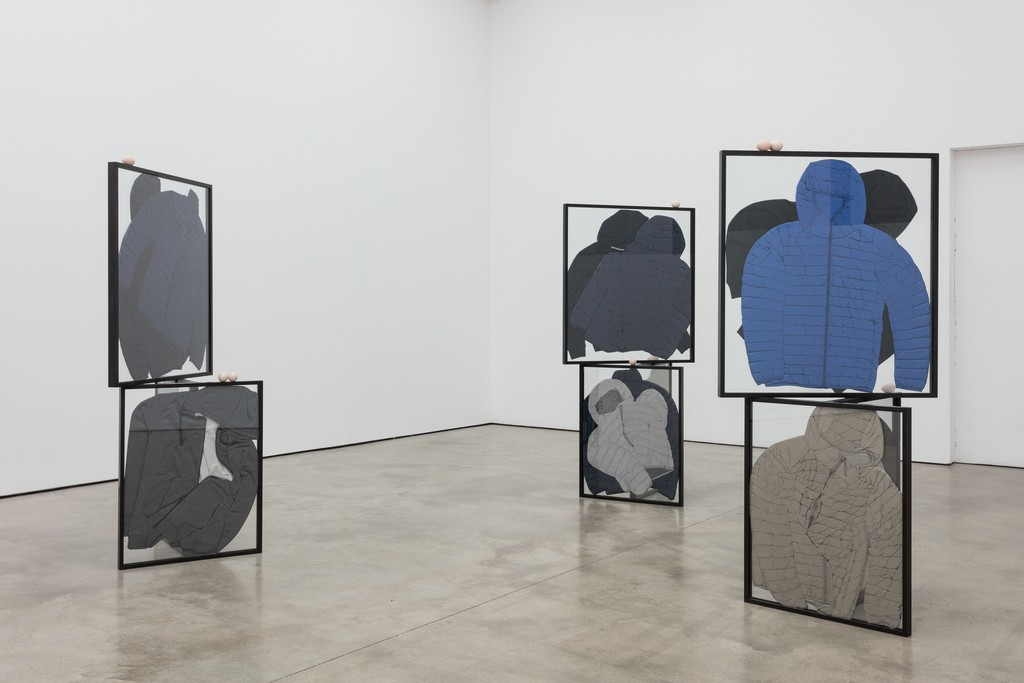 Installation view of Prem Sahib: Side On 24 September – 15 November 2015, Institute of Contemporary Arts London (ICA). Photograph by Mark Blower.