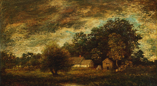 , 'Landscape with Farm,' , Questroyal Fine Art