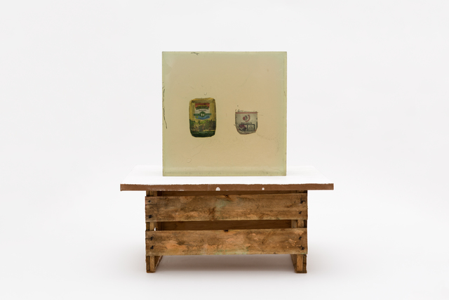 Paulo Nazareth, 'CA - produtos de genocídio - Yerba mate Kurupi e Cigarro Pielroja', 2018, Mendes Wood DM