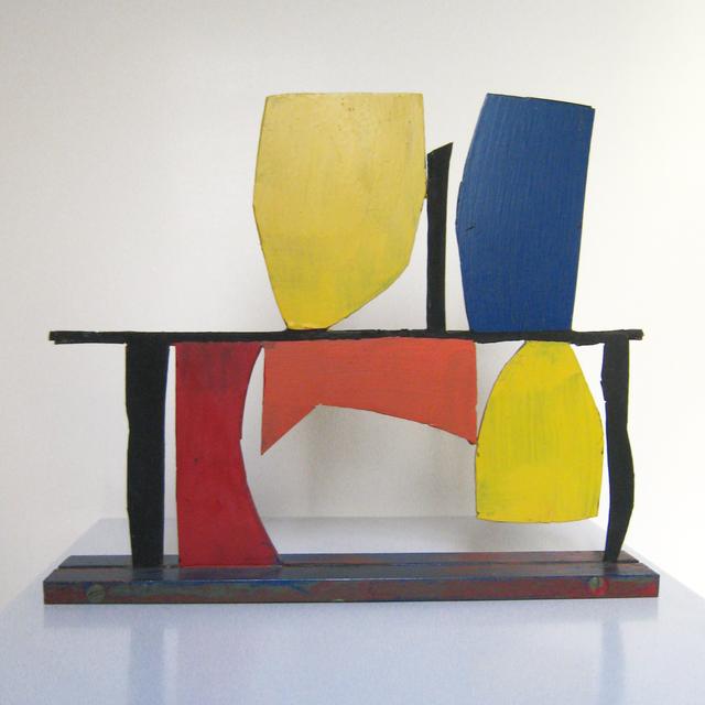 , 'Color Study,' 1985, Joseph K. Levene Fine Art, Ltd.