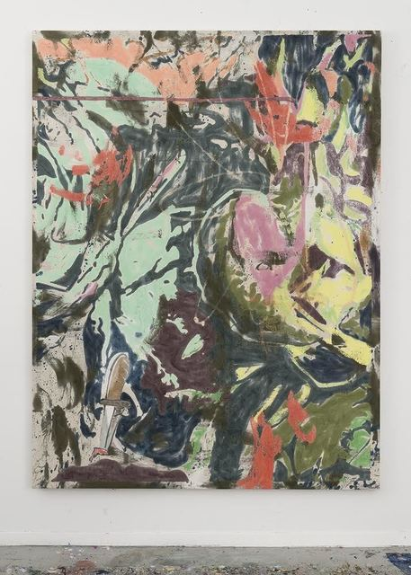 , 'To Be Titled,' 2016, LYLES & KING