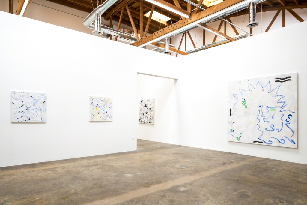 """John Mills: """"For Your Eyes Only"""" Installation view. 2016."""