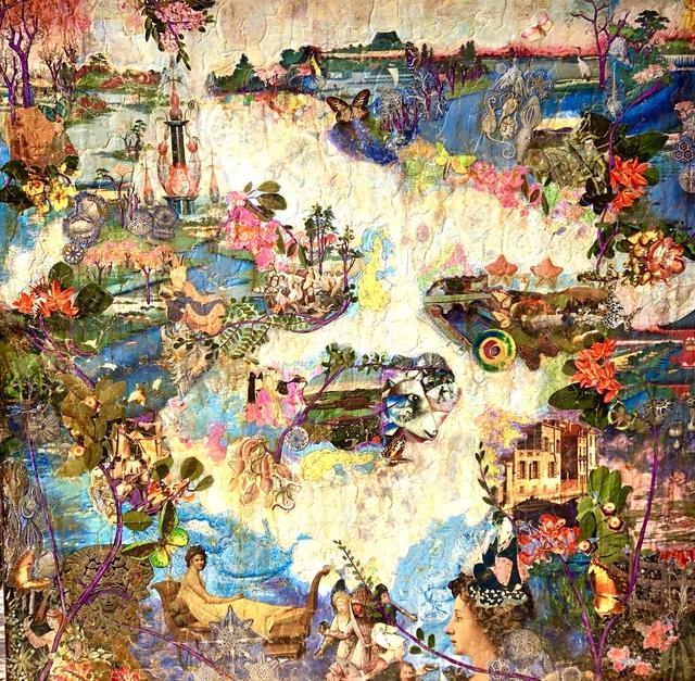 Suzy Scarborough, 'Imagine Friends', Zenith Gallery