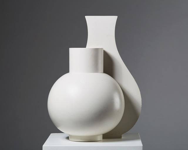 """, 'Vase """"Surrea"""",' 1940-1949, Modernity"""
