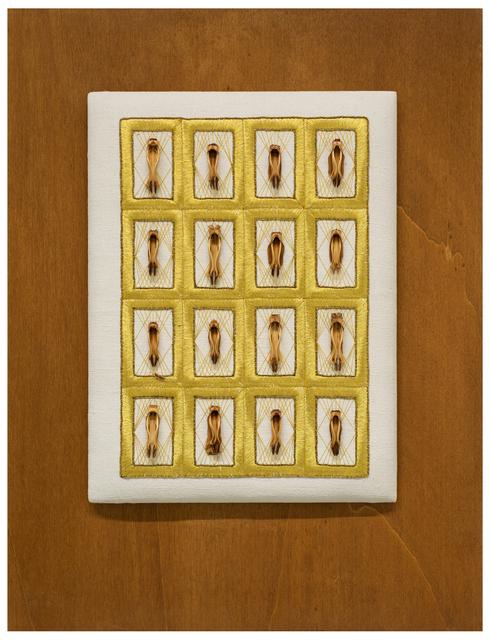, 'Portrait,' 2018, Galerie Valentien