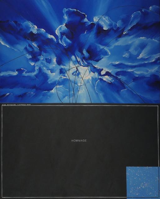, 'Supplément n˚10,' 1992, Richard Taittinger Gallery
