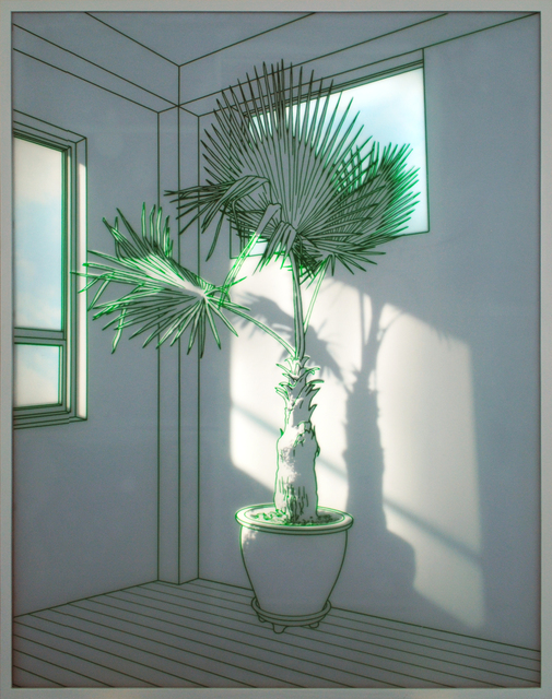 , 'Tree in the room,' 2014, Artside Gallery