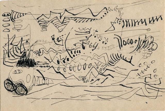 , 'Untitled,' ca. 1945, Washburn Gallery