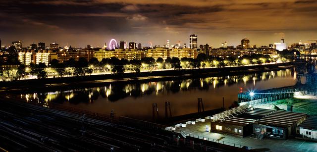 David Drebin, 'London Panorama Cityscape', 2009, CHROMA GALLERY