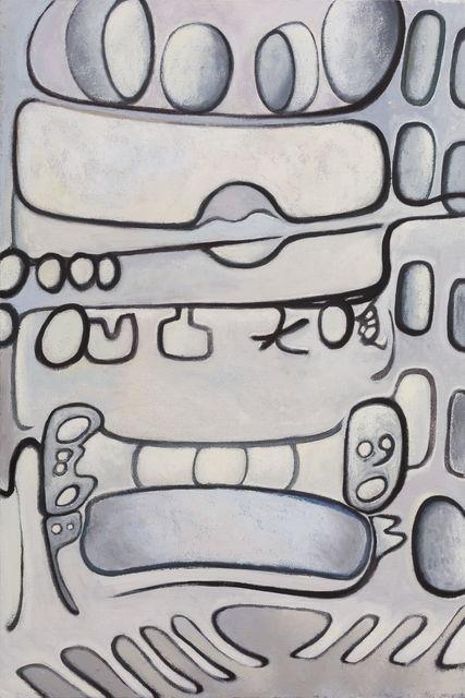 , 'Concave, Convex Mansion-Lines,' 2017, A+ Contemporary