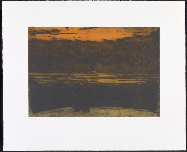 , 'Canoe Lake, from Grasshopper,' 1997, Galerie Maximillian
