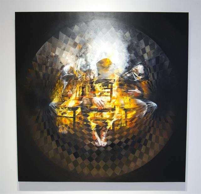 , 'SMBH,' 2016, Mirus Gallery