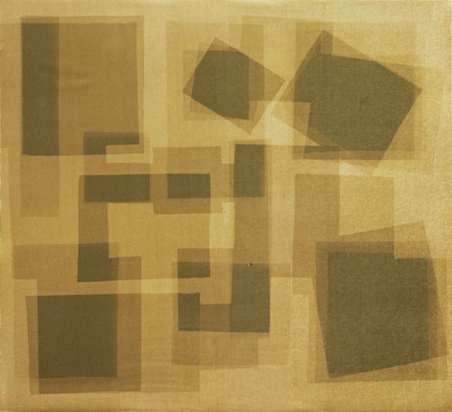 , 'Heliographia. Khaki.,' 2017, Alarcón Criado