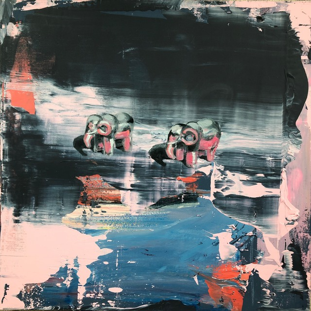 Adam Scott Umbach, 'Takes Two', 2019, Roman Fine Art