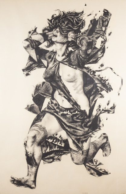 , 'Burning Woman,' 1964, ACA Galleries