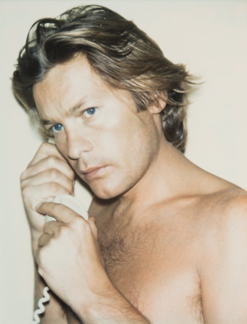 Andy Warhol, 'Helmut Berger', 1973, Heritage Auctions