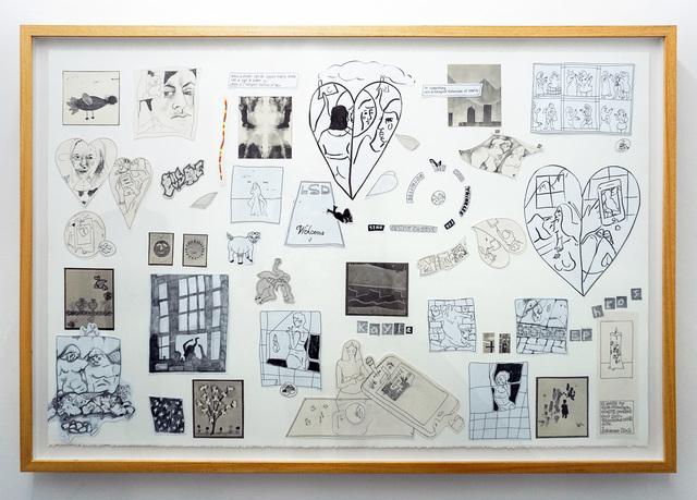 , 'Art Teacher,' 2018, Et al.