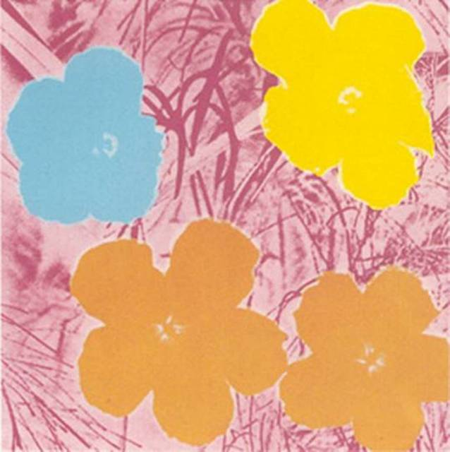 Andy Warhol, 'Flowers (II.70)', 1970, Puccio Fine Art