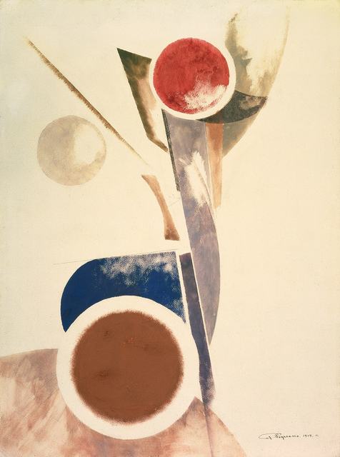 , 'Non-objective composition ,' 1919, Annely Juda Fine Art
