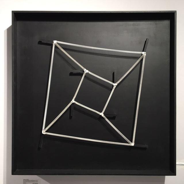 , 'ORGANISME GEOMETRIQUE ,' 2013, Mark Hachem Gallery
