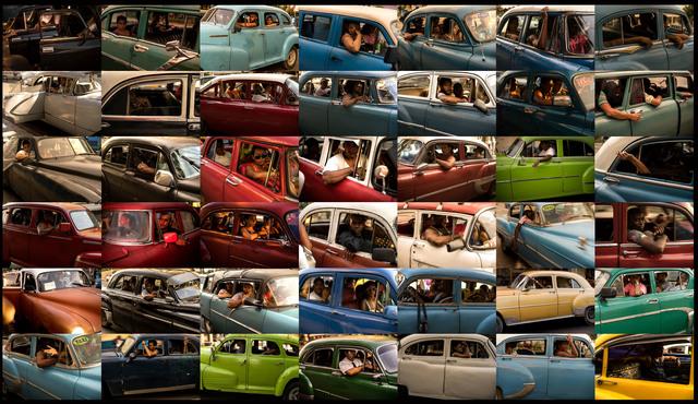, 'Taxi 1,' 2016-2018, Silvia Cintra + Box 4