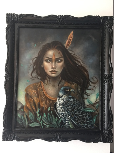 Ingrid Tusell, 'Wind's Song', 2019, Haven Gallery
