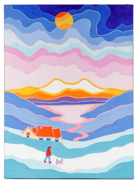 Ted Harrison, 'Going Home', 1982, Hindman